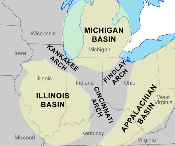 A Short History of the Great Lakes (Glacially Speaking)