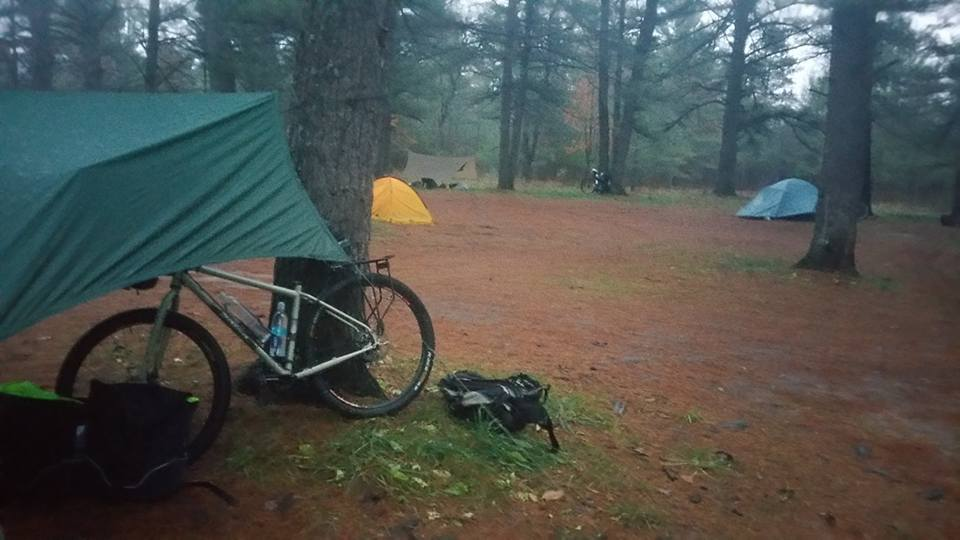 Expedition Bike Camp